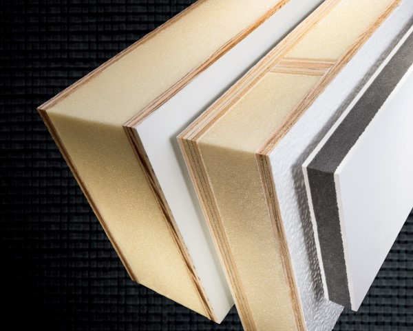 Cladfoam polyisocyanurate foam core structural panels for Insulation board vs fiberglass