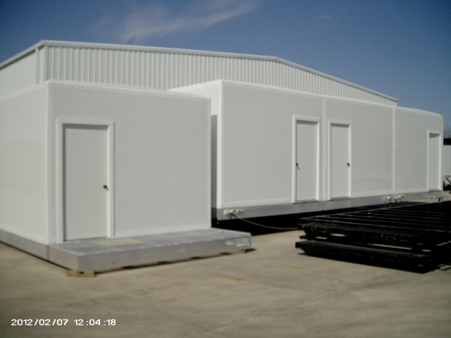 Customer built units