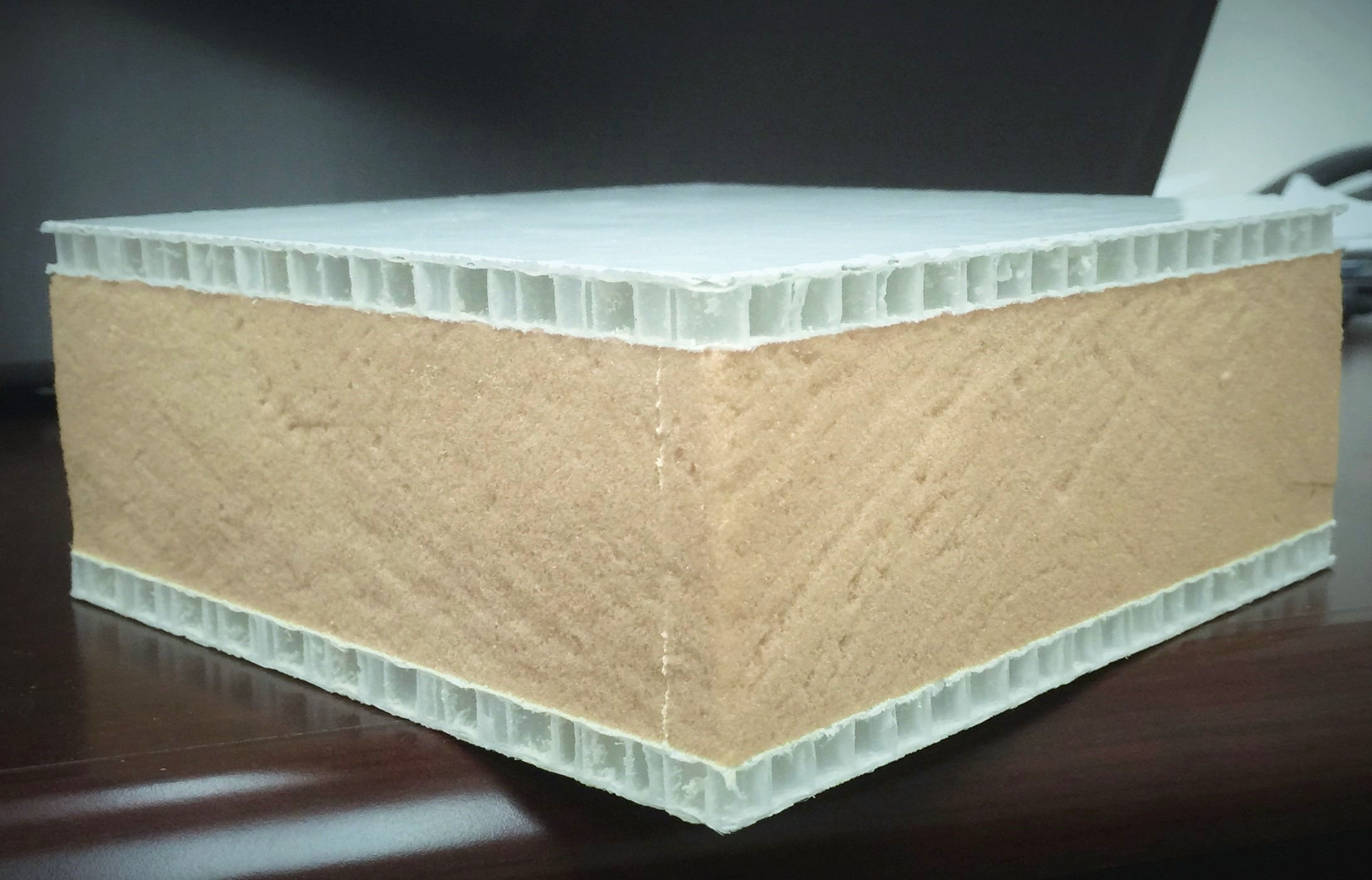 Alternative core products fiber tech industries for Structural fiberboard sheathing